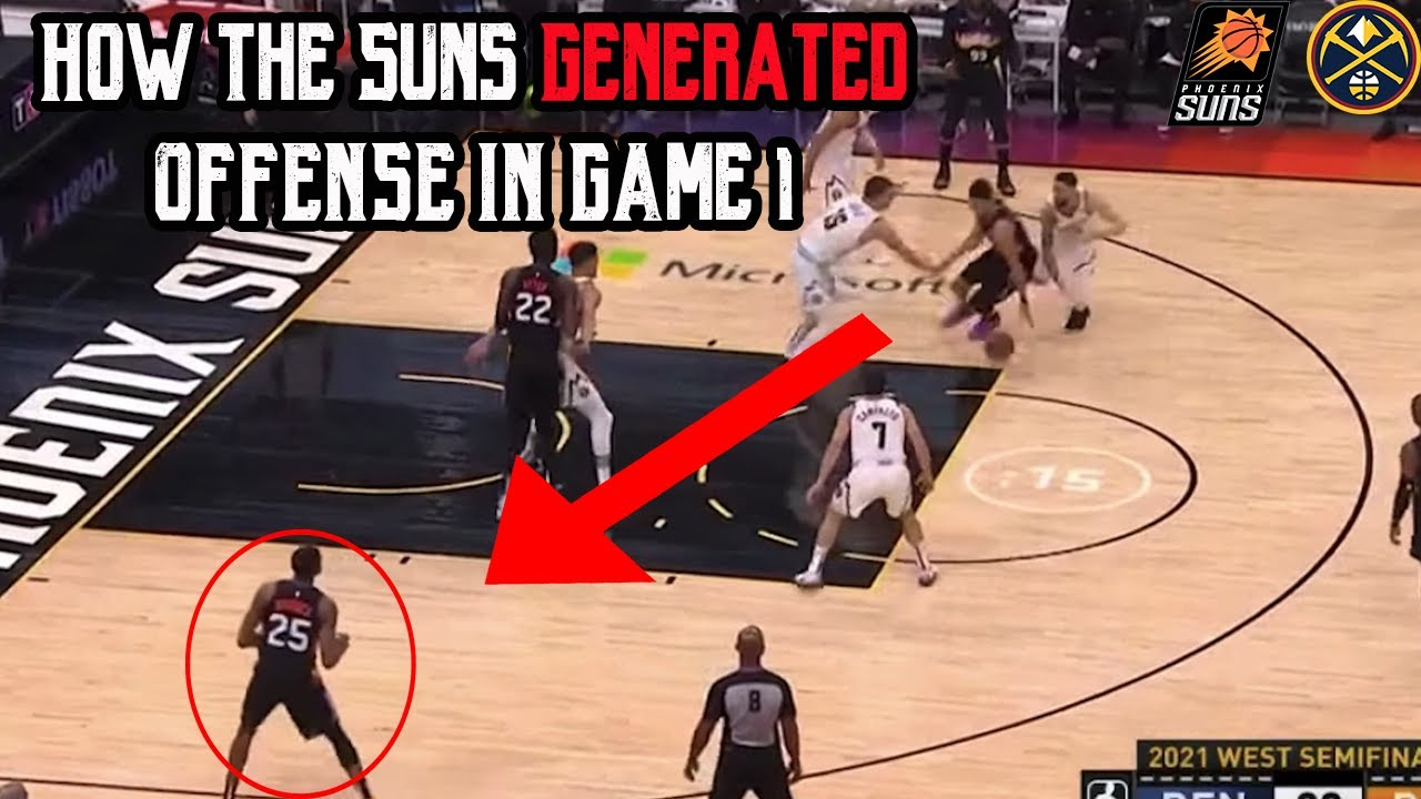 Nuggets have been all talk and no action so far against Suns