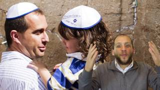 The Rabbi and the Israeli Taxi Driver