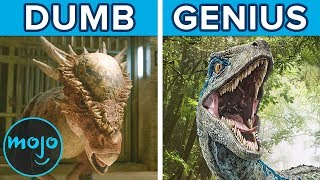 Baixar Top 10 Dinosaur Facts That Inspired Jurassic World