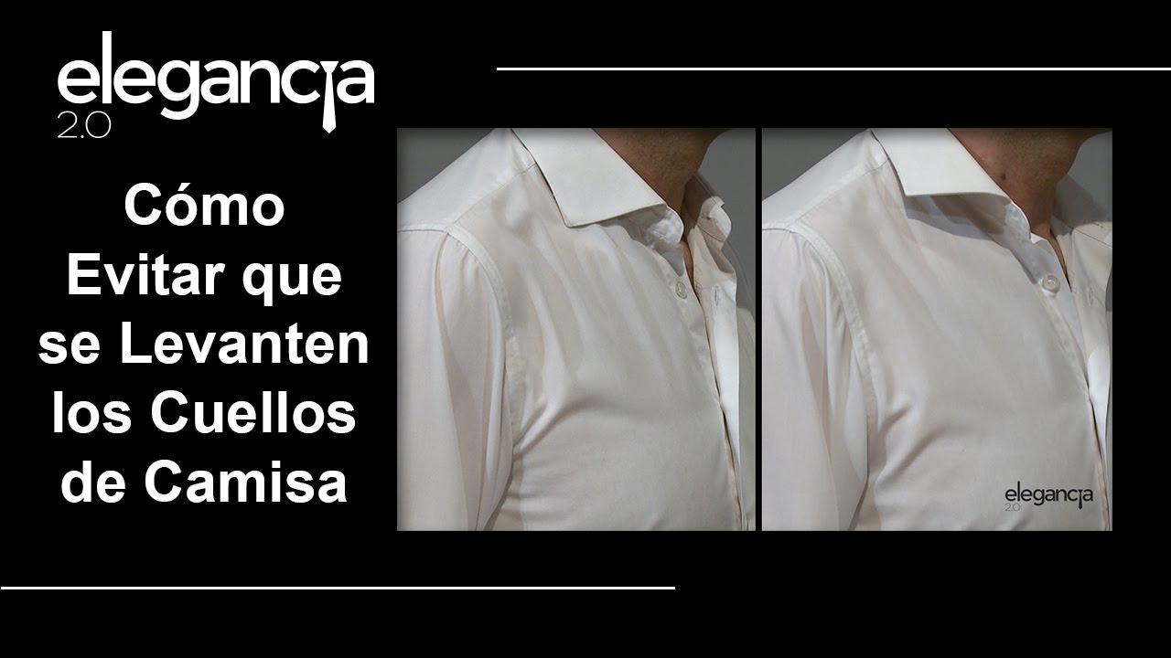 C mo evitar que se levanten los cuellos de camisa bere - Doblar camisetas para que no se arruguen ...