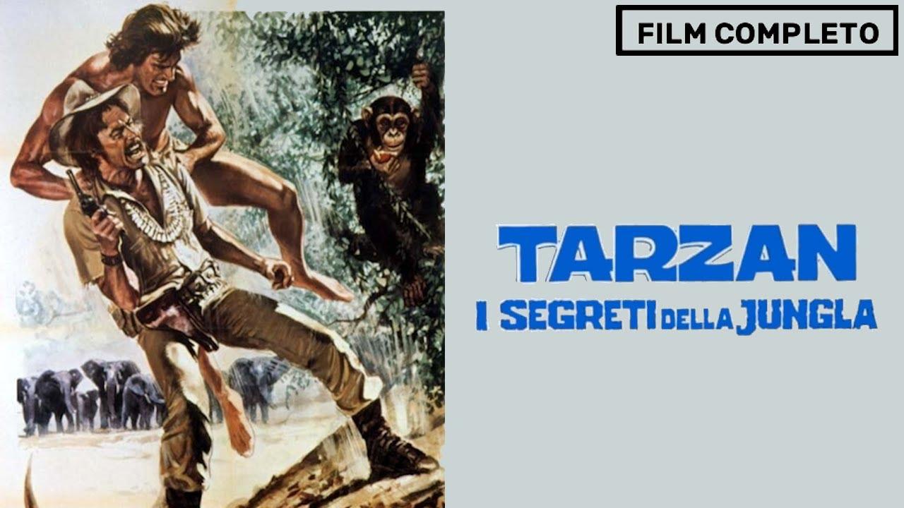 Tarzan E I Segreti Della Jungla Film Completo Italiano Youtube