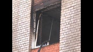В Нижнекамске из-за молодого человека, пнувшего плитку с макаронами, загорелось общежитие