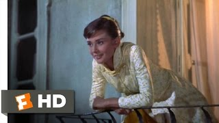 War and Peace (3/9) Movie CLIP - A Moonlight Night (1956) HD