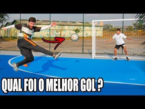 DESAFIO DO GOL CRIATIVO #2 - VOCÊ DECIDE, QUAL MELHOR ? - DIDA FOOTZ