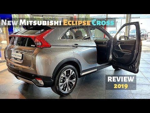 New Mitsubishi Eclipse Cross 2019 Review Interior Exterior