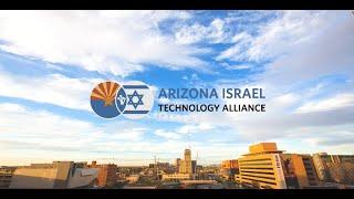 Arizona Israel Techology Alliance - 2019