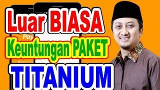 Baixar Perbedaan paket Basic dengan Paket Titanium Bisnis Paytren Ustasz Yusuf Mansur