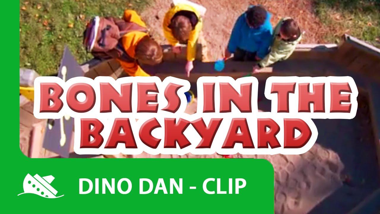 Dino Dan   Bones in the Backyard - Episode Promo - YouTube