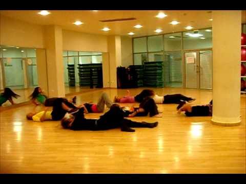 Jessica Mauboy - Up/down Choreo