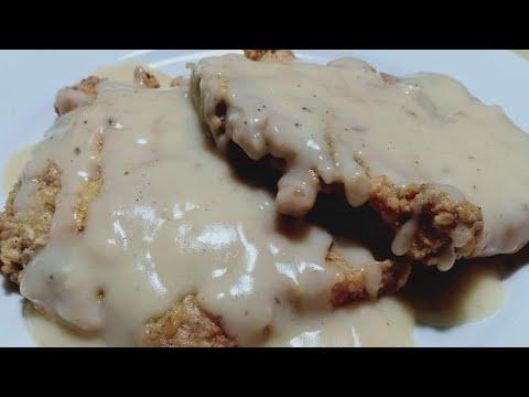 Breaded Pork Chops With White Sauce | Fried Pork Chop | Kusina Ni Inday | Vlog #36