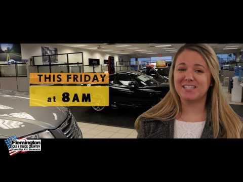 Black Friday Specials | Friday 11-25 | Saturday 11-26 | Flemington Chevy Buick GMC Cadillac | 08822