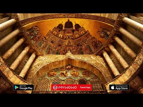 St  Mark's – Cathedral – Treasure – Venice – Audio Guide – MyWoWo Travel App