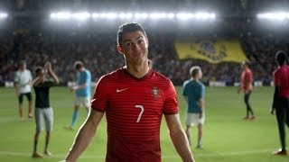 FR HD Nike Football : Winner Stays ft Ronaldo, Neymar Jr, Rooney, Ibrahimović, Iniesta FR HD