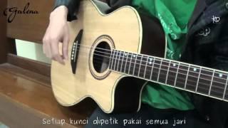 5 MENIT Belajar Gitar (Hello - Adele)
