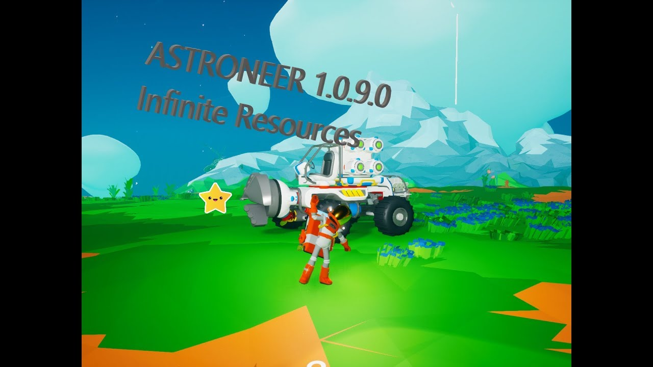 Astroneer 1 0 - Infinite Resources