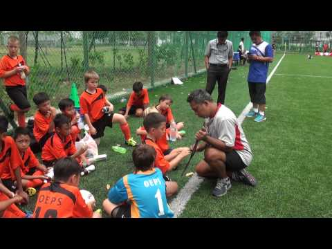 Opera Estate Football - Singapore - February 2015