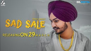 Sad Sale Himmat Sandhu (Teaser) Song Releasing On 29 March 6PM | Latest Songs 2018 | FOLK RAKAAT