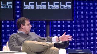 LeWeb2010 - Ethan Beard - Q&A with Michael Arrington