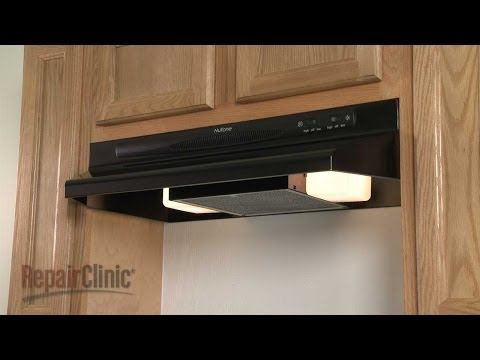 Range Vent Hood Lights Not Working - Repair Parts - RepairClinic