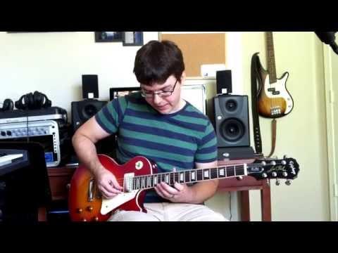 Beautiful One (Tim Hughes) - Lead Electric Guitar Tutorial