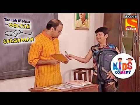 Tapu Sena Disturbs Bhide's Class   Tapu...