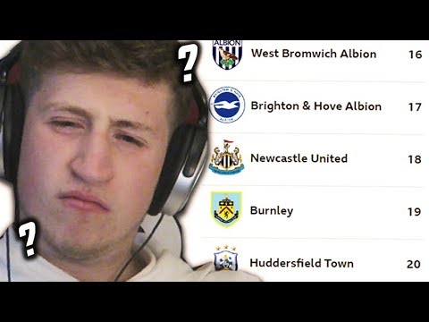REACTING TO MY 2017/18 PREMIER LEAGUE PREDICTIONS