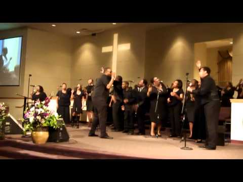 Strong Tower, Isaac Cates & Ordained w/ 2011 One Voice Conference Choir