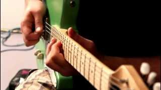 Wide Awake, The Guitar Solo