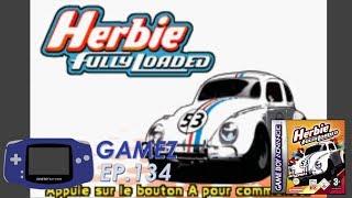GBA GameZ Episode 134: Herbie Fully Loaded