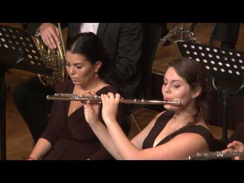 Stravinsky: Firebird, Ljubljana International Orchestra