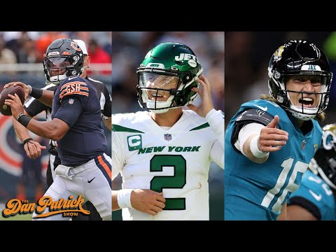 Is Chris Simms Surprised By How Fields, Wilson, And Lawrence Have Looked?   09/28/21