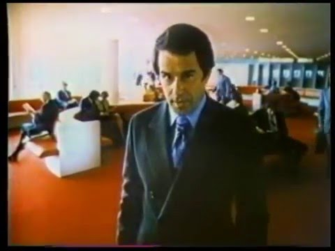 1971 TWA airline commercial