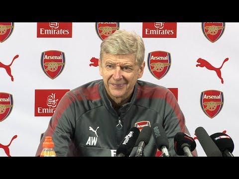 Arsene Wenger Full Pre-Match Press Conference - Arsenal v West Brom - Premier League