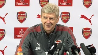 Arsene Wenger Full Pre-Match Press Conference - Arsenal v West Brom - Premier League