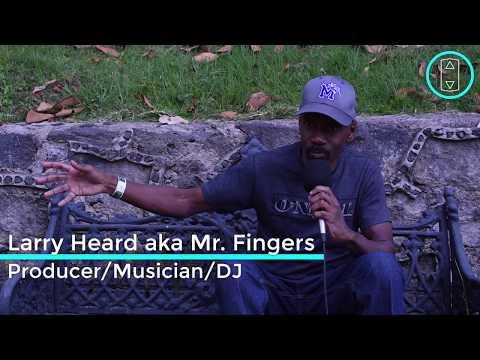Larry Heard AKA Mr. Fingers Interview (Subtitulos en Español)  Ascensor.tv
