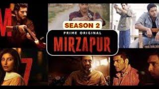 Mirzapur Season-2(Trailer)  Pankaj Tripathi  Theame song ft. Neha Kakkar || Ankur Gujjar