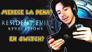 EL JUEGAZO DE NINTENDO SWITCH - Resident Evil Revelations - Merece la pena?