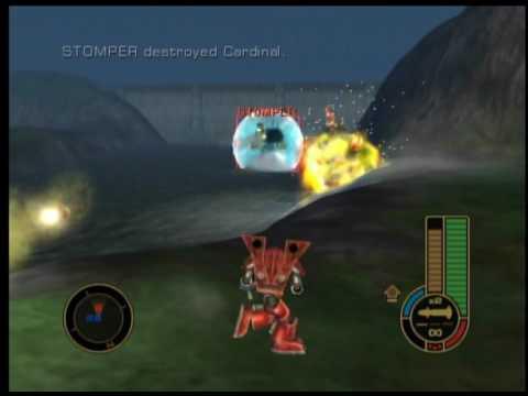 Mechassault 1 - 7 ELEMENTALS VS 1 RAGNAROK (Highlight) Team Destruction on  River city 7v1