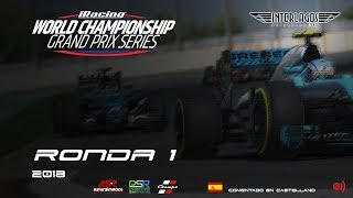 iRacing | WC Grand Prix 2018 | Ronda 1