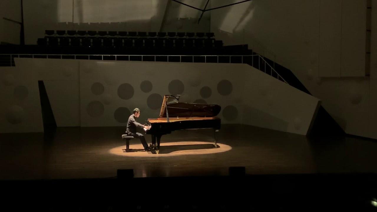 Rachmaninoff Piano Sonata no.2 Jihak Oh