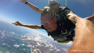 Tandem Skydiving Video - Skydive Jurien Bay - Paul Beresford-Murray