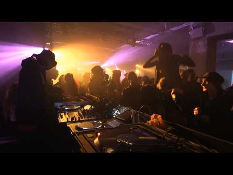 Omar S Boiler Room DJ Set at DIESEL + EDUN present Studio Af