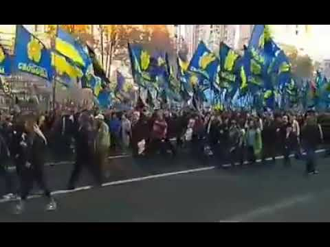 Свобода Хмельниччини: Марш УПА - 2018