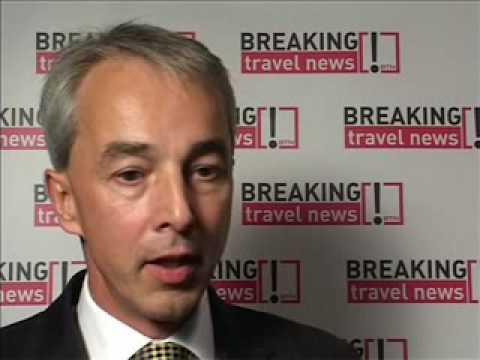 Michael Marshall, Corporate Vice President Sales & Marketing, Rotana Hotels & @ WTM 2008