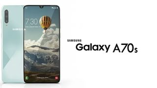 Samsung Galaxy A70s 2019 Trailer Concept Design Official introduction ( Technical Guruji )