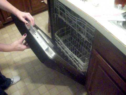 Kenmore Elite Dishwasher Repair