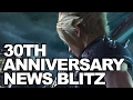 FF 30th Event News Flash: New Game, Final Fantasy 12 TZA & Episode Gladio Dated!