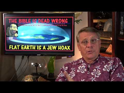 5-4-18 Dr. Kent Hovind Divide and Conquer & The Flat Earth