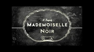 【Sayu】Mademoiselle Noir 【French cover】