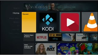 Add Kodi To Amazon Fire TV Home Screen